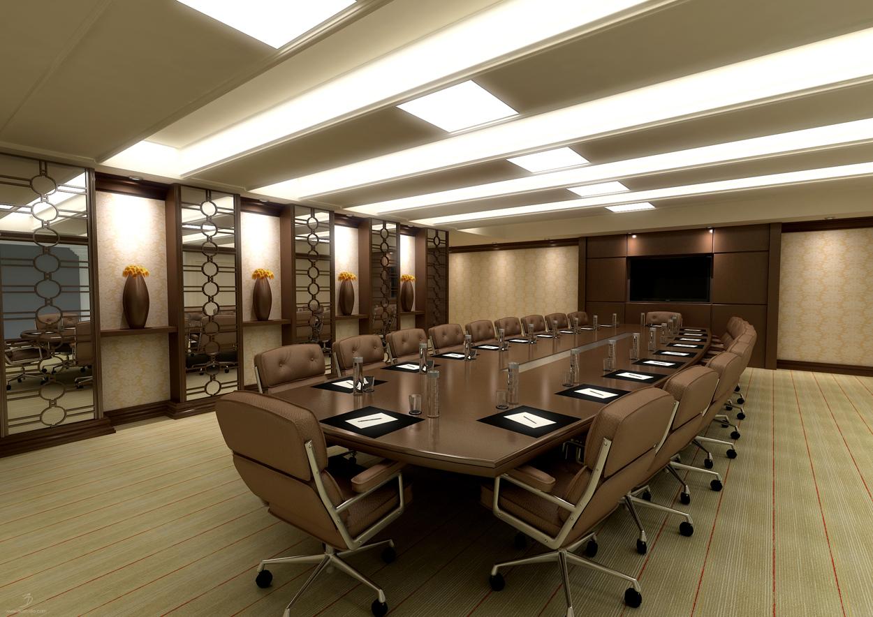 5 star Boardroom interior design (2)