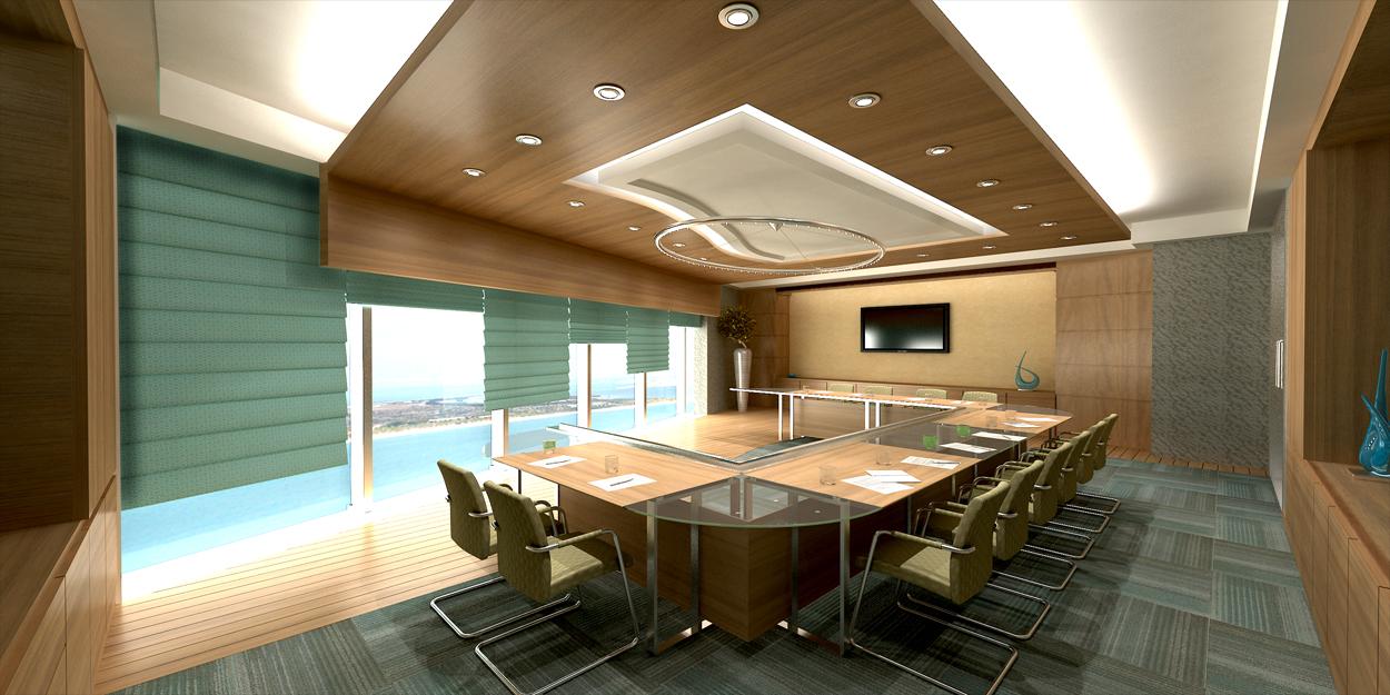 5 star Boardroom interior design (3)