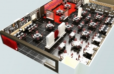 5 star Restaurant designs (13)